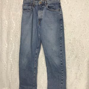 Lucky Brand Mens Jeans 32 Slim Fit Blue Jeans